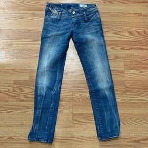 Diesel | Women's Heavy Duty Matic Straight Jean 24